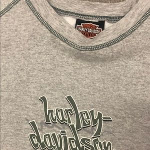 Authentic HARLEY-DAVIDSON sweatshirt
